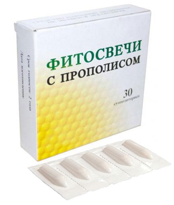 Свечи с прополисом от простатита в аптеке симптомы раннего простатита